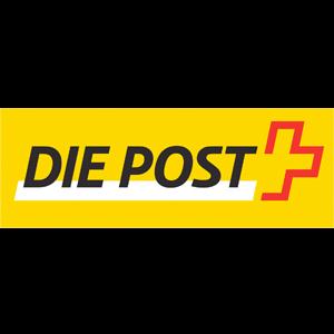 Firmen Logo Schweizer Post
